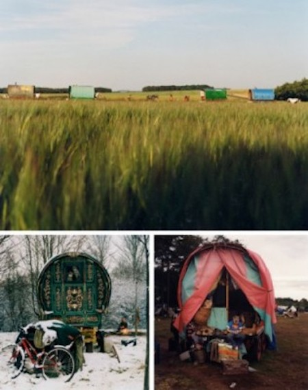Collage of Gypsy Camp