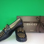 Gypsetgirl Giveaway: 60th Anniversary Gucci Spiked Loafer