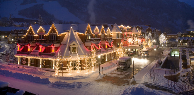 Gypset Travel ~ Aspen During the Holidays - Gypset Girl explores ...