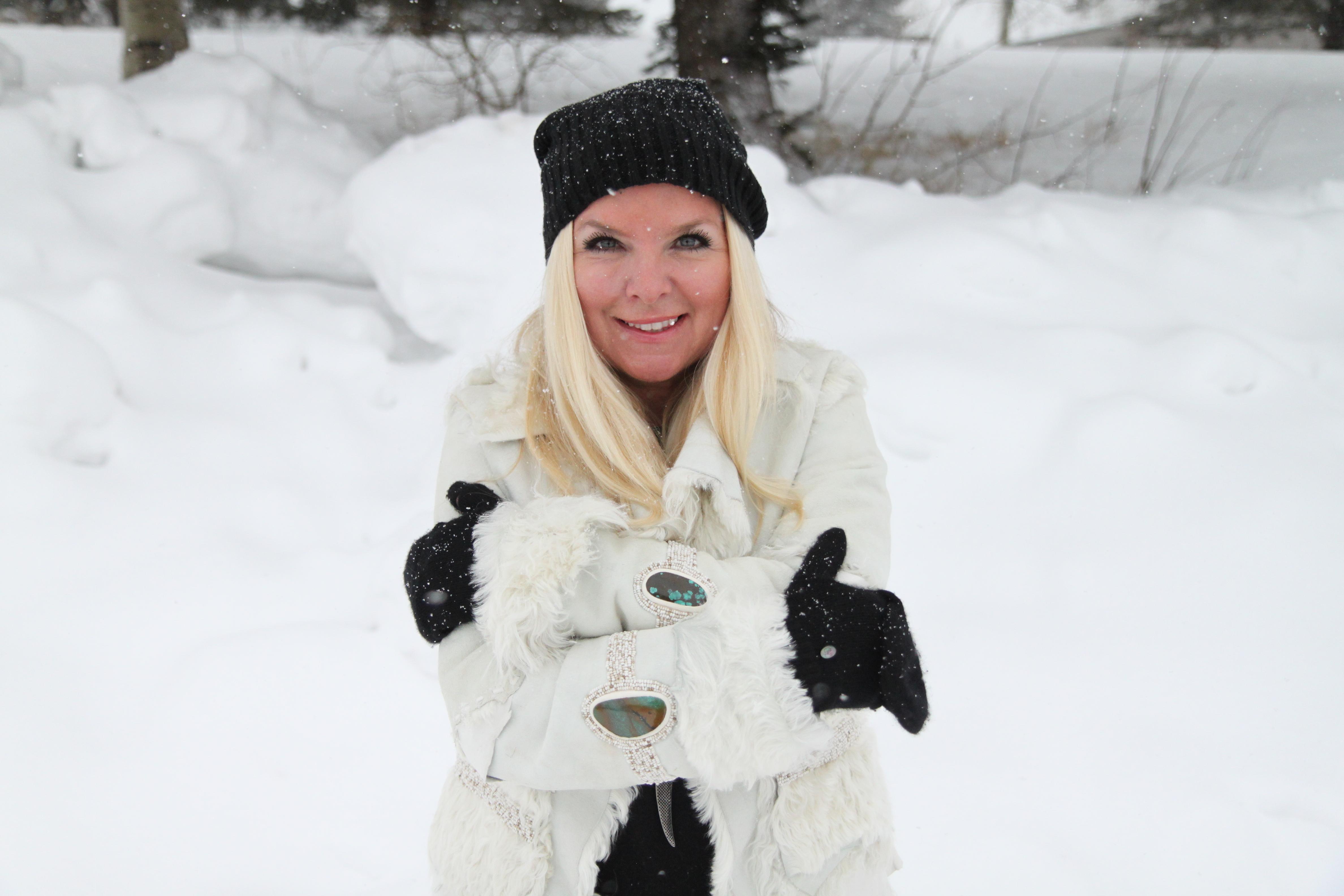 Gypset Style Apr 232 S Ski Wear Gypset Girl Explores The
