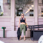 The Perfect Boho-Chic Cargo Pants