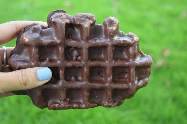 Amsterdam Chocolate Waffle