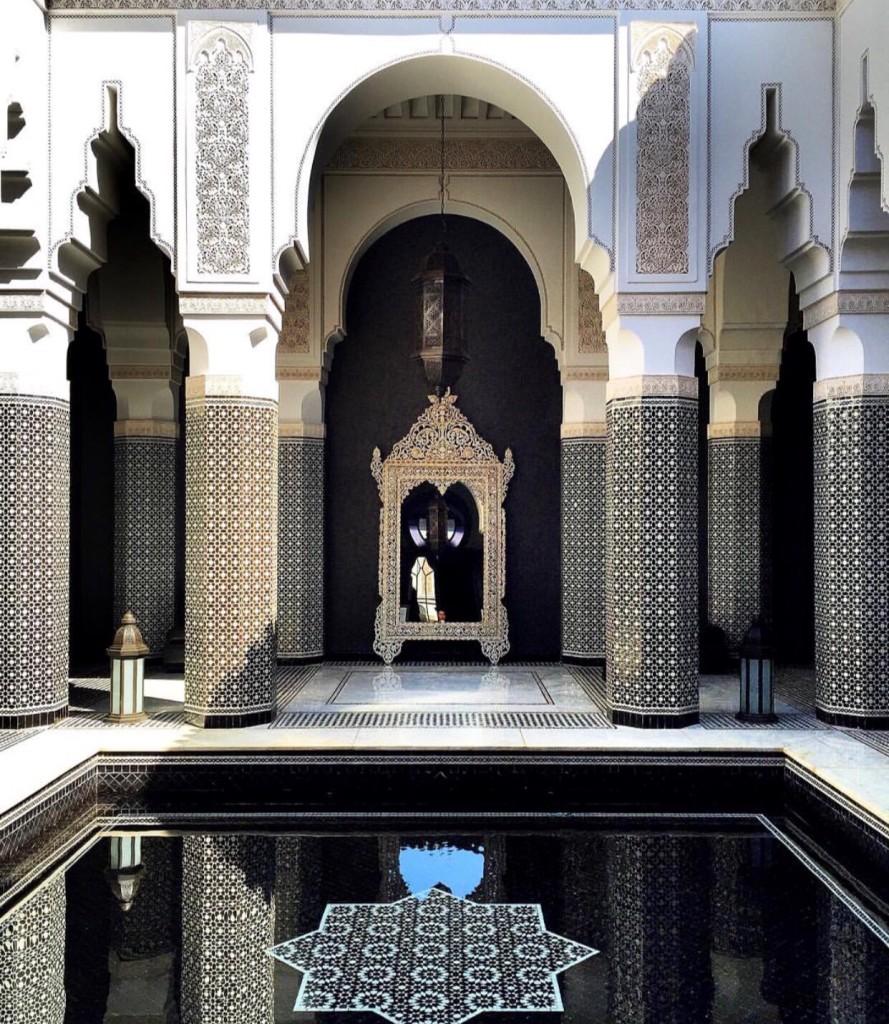 le pavillion selman marrakech